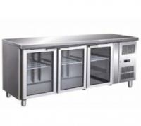 Ventilated Refrigerated Snack Counter
